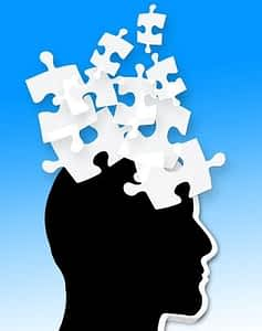 Is Alpha Lipoic Acid a Nootropic - Puzzle Pieces over Silouette of Human Head