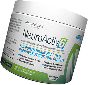 NeuroActiv6 - Product Shot