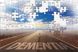 Is Alpha Lipoic Acid a Nootropic - The Word Dementia over Distorted Puzzle with Missing Pieces