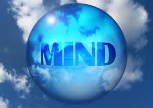 Performance Lab Mind Review - Word Mind in Protective Bubble in Sky