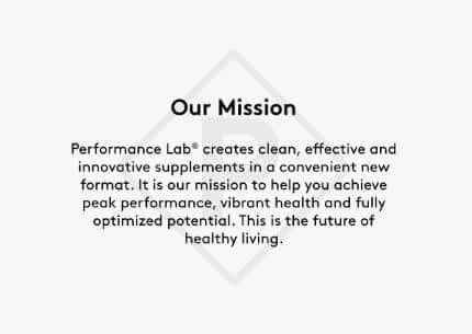 What's the Best Nootropic for Athletes - Mission Statement for Performance Lab Advanced Pharmaceuticals