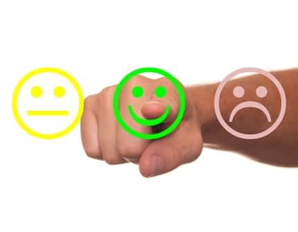 Is PQQ a Nootropic - Finger Choosing Happy Face Icon