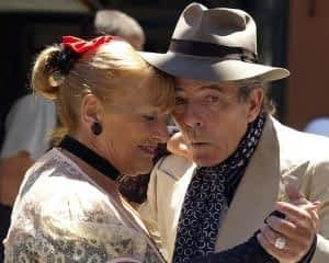 The Best Memory Supplements for Seniors - Older Couple Tango Dancing