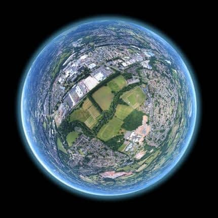 Is Sage a Nootropic - Magnified View of the Earth