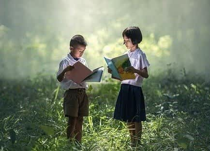 What does Pine Bark Extract Do - Children Reading Books