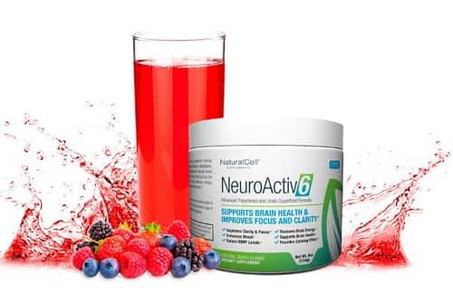 What's a Good Supplement for Energy - NeuroActiv6 Nootropic Supplement